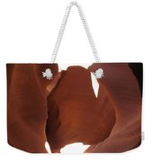 Blocked Canyon Weekender Tote Bag