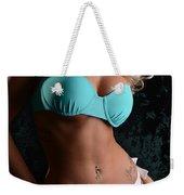 Blonde Bombshell Weekender Tote Bag
