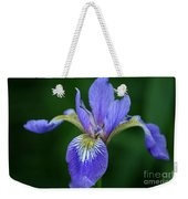 Blood Iris Weekender Tote Bag