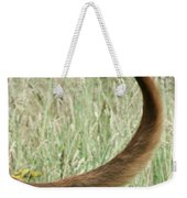 Bloodhound Tail Weekender Tote Bag