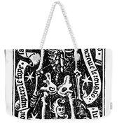 Bloodletting, 1496 Weekender Tote Bag