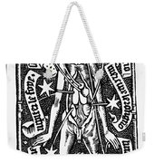 Bloodletting, 1518 Weekender Tote Bag
