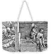Bloodletting, C1500 Weekender Tote Bag