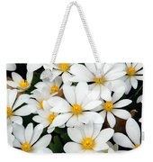 Bloodroot Blooms Weekender Tote Bag