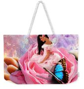 Bloom In The Hand Of The Father Weekender Tote Bag