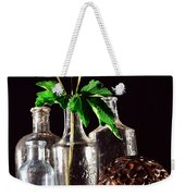 Bloom Is Gone Weekender Tote Bag