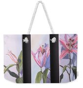Bloom Weekender Tote Bag
