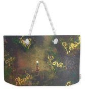 Bloom Where You're Planted II Weekender Tote Bag