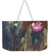 Bloom Where You're Planted Weekender Tote Bag