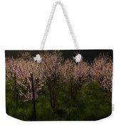 Blooming Almond Trees Weekender Tote Bag
