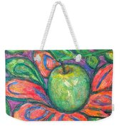 Blooming Apple Weekender Tote Bag