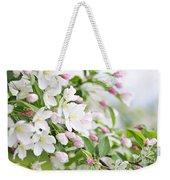 Blooming Apple Tree Weekender Tote Bag