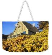 Blooming Bandon Broom Weekender Tote Bag