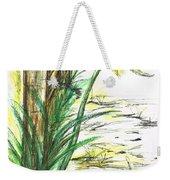 Blooming Daffodil Weekender Tote Bag