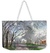 Blooming In Niagara Park Weekender Tote Bag