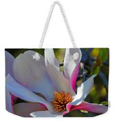 Blooming Light Weekender Tote Bag