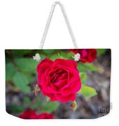 Blooming Rose Weekender Tote Bag