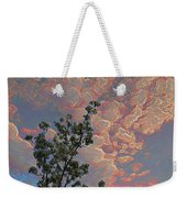 Blooming Tree And Sky Weekender Tote Bag