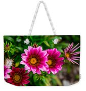 Blooming With Life Weekender Tote Bag