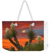 Full Blooming Yucca Weekender Tote Bag