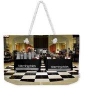 Bloomingdales Showroom Floor Weekender Tote Bag