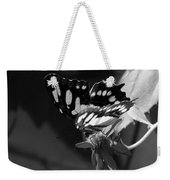 Blooms And Butterfly7 Weekender Tote Bag