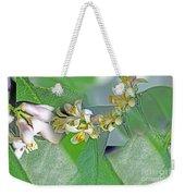 Blooms Of Lemon Tree Weekender Tote Bag