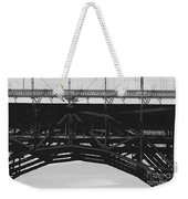 Bloor Street Viaduct Weekender Tote Bag