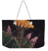 Blossom And Needles - Art By Bill Tomsa Weekender Tote Bag