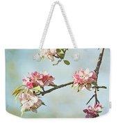 Blossom Branch Weekender Tote Bag