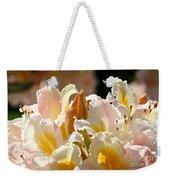Blossom Top Weekender Tote Bag