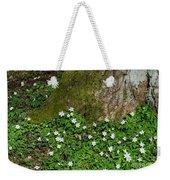 Blossom Windflowers Weekender Tote Bag