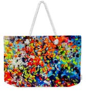 Blossoming Meadow Weekender Tote Bag