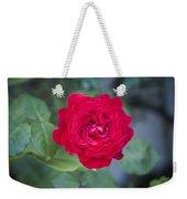 Blossoming Rose Weekender Tote Bag