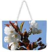 Blossoms 2 Weekender Tote Bag