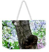 Blossoms In Central Park Weekender Tote Bag