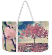 Blossoms Of Spring Weekender Tote Bag