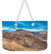 Blotchy Foothills Weekender Tote Bag