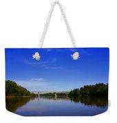 Blountstown Bridge On The Apalachicola River Weekender Tote Bag