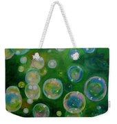 Blowing Bubbles Weekender Tote Bag