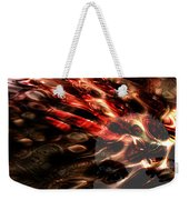 Blowing On The Furnace Of The Imagination Weekender Tote Bag