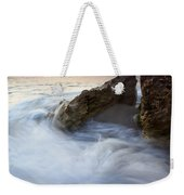 Blowing Rocks Sunrise Weekender Tote Bag