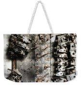Blown Circuit Weekender Tote Bag