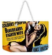 Bludbeards Eight Wife Weekender Tote Bag