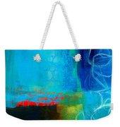 Blue #2 Weekender Tote Bag