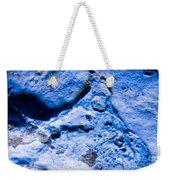 Blue Abstract 2 Weekender Tote Bag