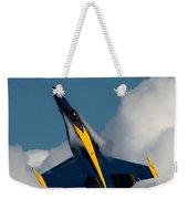 Blue Angel 6 Condensation Climb Weekender Tote Bag