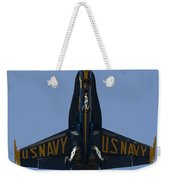 Blue Angel F/a-18 Weekender Tote Bag