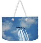 Blue Angels 3 Weekender Tote Bag