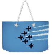 Blue Angels 4 Weekender Tote Bag
